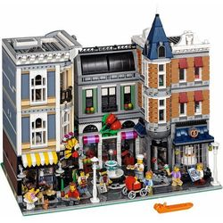 Lego EXCLUSIVE Plac zgromadzeń assembly square 10255