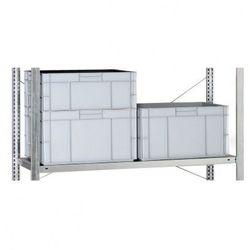 Dodatkowa półka 200 kg, 1500x600 mm