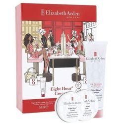 Elizabeth Arden Eight Hour Cream Skin Protectant zestaw Day skin care Skin Protectant 50 ml + Lip care Lip Protectant 2 x 14,6 ml dla kobiet