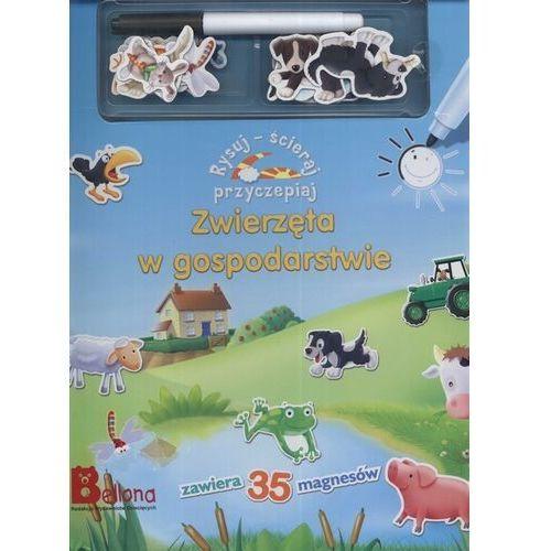 Książki dla dzieci, Zwierzęta w gospodarstwie (opr. twarda)