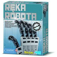 Kreatywne dla dzieci, 4M, zestaw kreatywny Ręka robota