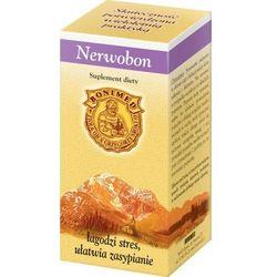 NERWOBON 30 KAPSUŁEK Ziołowy preparat na Stres Nerwy Bezsenność