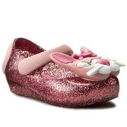 Półbuty MELISSA - Mini Melissa Ultragirl VII BB 31985 Pink Glitter Glass 03889