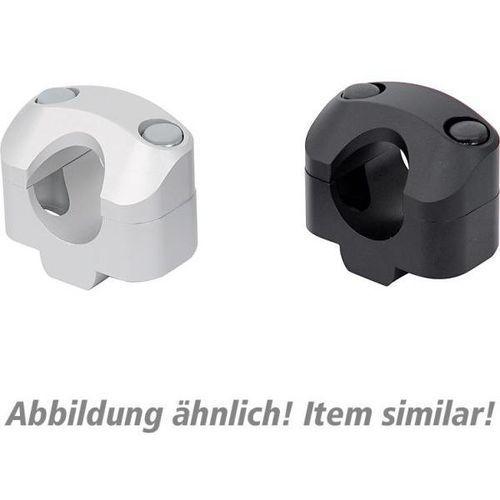 Pozostałe Części nadwozia do motocykli, SW-MoTech Handlebar clamps 22 on 28 mm handlebar black Transalp 600 50180540060