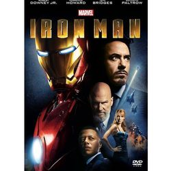 Film DVD Iron Man