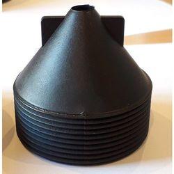 uchwyt rury próżniowej 58 mm. (do kolektorów, motylek