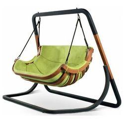 Zielony wiszący fotel ogrodowy - Pasos 4X