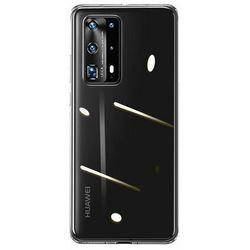 Baseus Simple | Etui cienki pokrowiec case przeźroczysta obudowa do Huawei P40