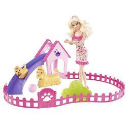 Barbie - plac zabaw dla piesków