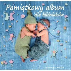 Pamiątkowy album dla bliźniaków - Opracowanie zbiorowe (opr. twarda)