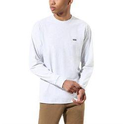 koszulka VANS - Left Chest Hit Ls Ash Heather/Black (RP5) rozmiar: XXL