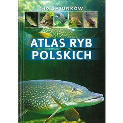Atlas ryb polskich - Bogdan Wziątek (opr. twarda)