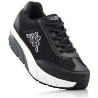 Damskie obuwie sportowe, Buty sportowe Kappa bonprix czarno-biały