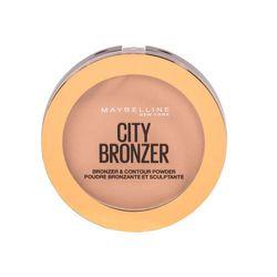 Maybelline City Bronzer bronzer 8 g dla kobiet 100 Light Cool