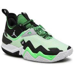 Buty NIKE - Jordan Westbrook One Take (Gs) CJ0955 103 White/White/Black/Rage Green
