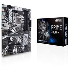 ASUS PRIME Z390-P Płyta główna - Intel Z390 - Intel LGA1151 socket - DDR4 RAM - ATX