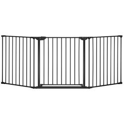 Bramka barierka +2 rozszerzenia, 78,5-207cm, REER