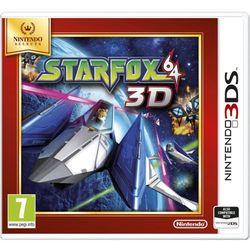 Nintendo gra 3DS Star Fox 64 3D (Select) - BEZPŁATNY ODBIÓR: WROCŁAW!