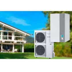Pompa ciepła powietrze - woda Aurea M 10kW - wydajność 120 - 150 m2