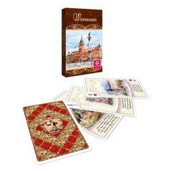Karty Warszawa Akwarele 55 listków
