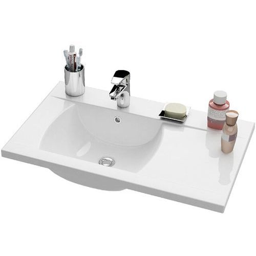 Umywalki, Ravak Classic 80 x 49 (XJDP1180000)