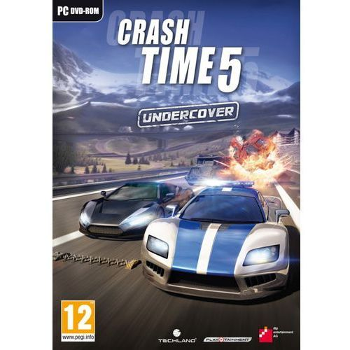 Gry na PC, Crash Time 5 Undercover (PC)