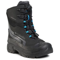 Śniegowce COLUMBIA - Youth Bugaboot Plus IV Omni-Heat VY5955 Black/Hyper Blue 010