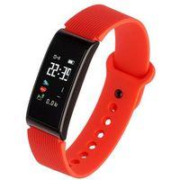 Smartbandy, Smartwatch Garett Women Tina czerwony