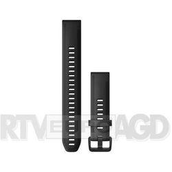 pasek fenix 6s 20mm quickfit long strap black silicone 010-12942-00 (czarny) marki Garmin