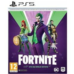 Fortnite - Kto się Śmieje Ostatni (PS5)