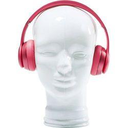 KARE Design:: Dekoracyjna Głowa Headphone Mount - biała - biały