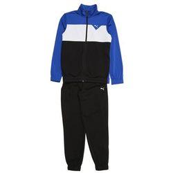 PUMA Strój treningowy 'Tricot Suit I B' niebieski / czarny / biały