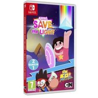 Gry Nintendo Switch, Gra Nintendo Switch Steven Universe: Save The Light + OK K.O.! Let's Play Heroes