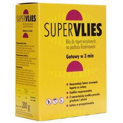Klej do tapet winylowych na podlozu flizelinowym Super Vlies