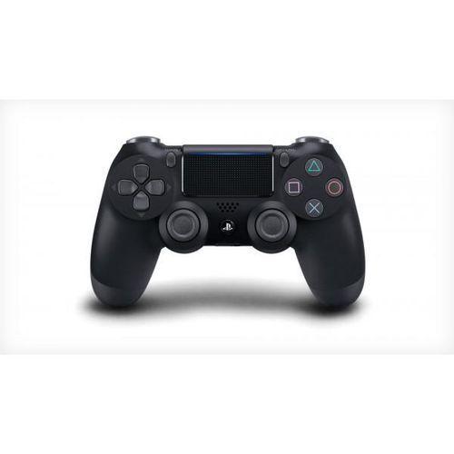 Gamepady, SONY Kontroler bezprzewodowy DualShock 4 V2.0 Czarny + Pakiet dodatków Fortnite