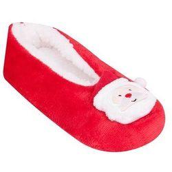 Baleriny czerwone z Mikołajem 36-37