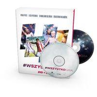 Filmy polskie, Wszystko Gra (DVD+CD) - Agnieszka Glińska