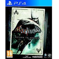 Gry na PS4, Batman Return to Arkham (PS4)