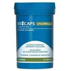 Bicaps Chlorella Portugalaska 60 kaps 530mg, Formeds