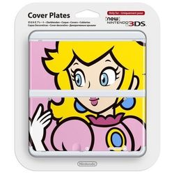 Nakładka NINTENDO na konsolę NEW 3DS (Peach)