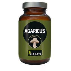 Grzyb Agaricus ekstrakt 400 mg (90 tabl.) Hanoju