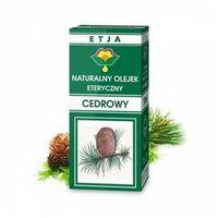 Olejki zapachowe, CEDR - Olejek eteryczny ETJA 10 ml