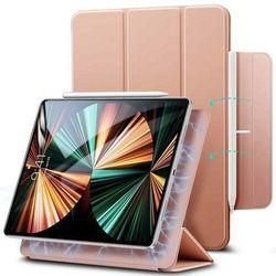 Etui ESR Rebound Magnetic do iPad Pro 12.9 2021 Rose Gold