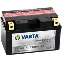 Akumulatory do motocykli, Varta Akumulator motocyklowy Powersports AGM TTZ10S-4/TTZ10S-BS Darmowa wysyłka i zwroty