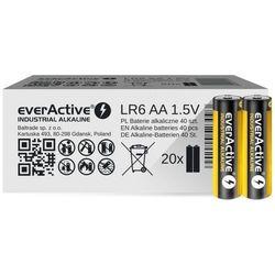 Bateria EVERACTIVE Industrial Alkaline LR6/AA (40 szt.)