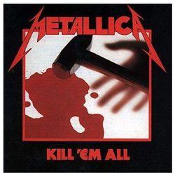 Metallica - KILL 'EM ALL (DELUXE 4LP+5CD+DVD) LTD.
