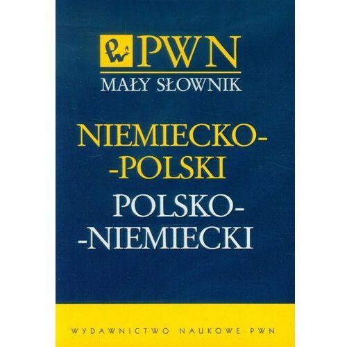 Książki do nauki języka, Mały słownik niemiecko-polski, polsko-niemiecki PWN (opr. miękka)