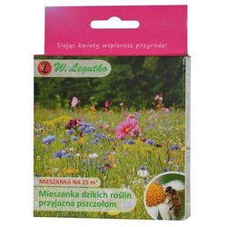 Nasiona dzikich roślin przyjaznych pszczołom 125 g / 25 m2 W.LEGUTKO