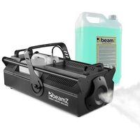 Wytwornice dymu, Beamz S3500, wytwornica mgły, z fluidem do wytwarzania mgły, 3500 W, zbiornik o pojemności 10 l