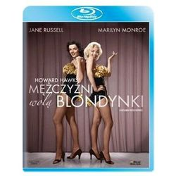 Mężczyźni wolą blondynki (Blu-Ray) - Howard Hawks